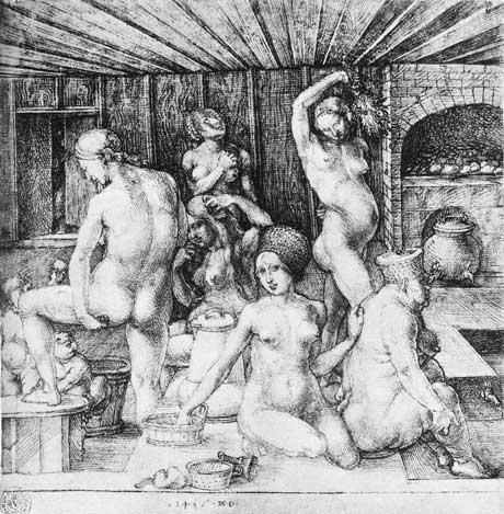 Albrecht Dürer: The Women's Bath